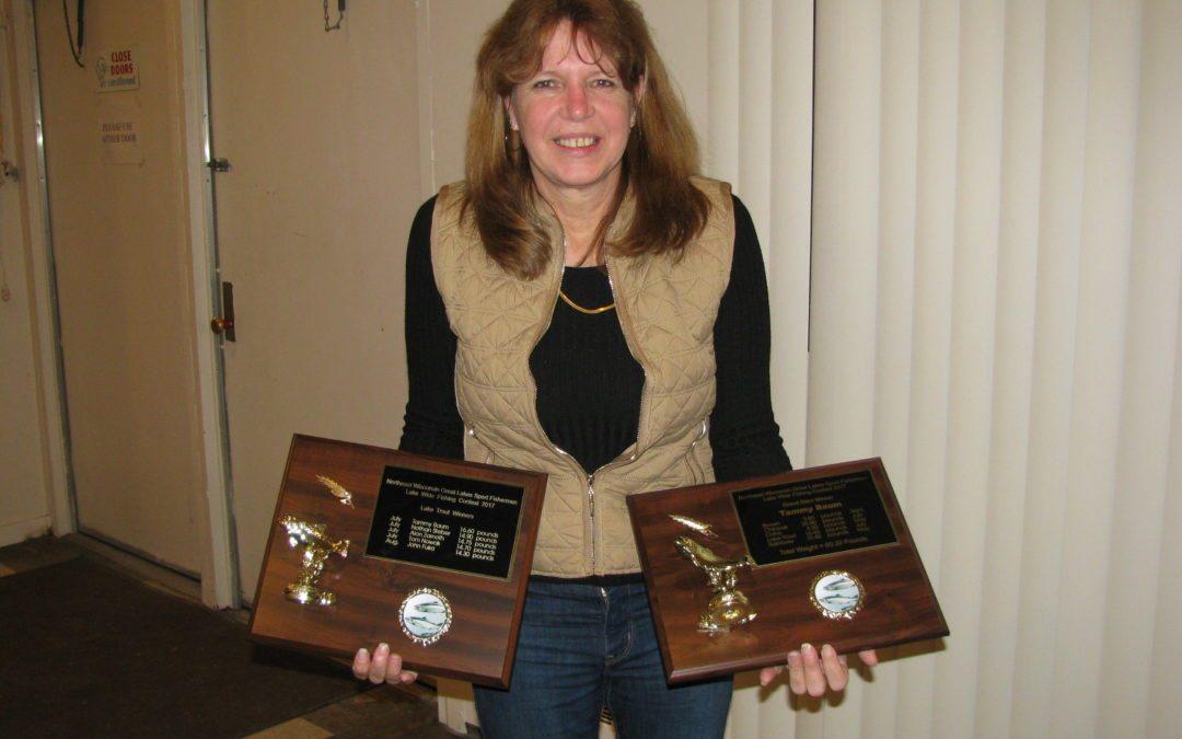 Congratulations Tammy!!