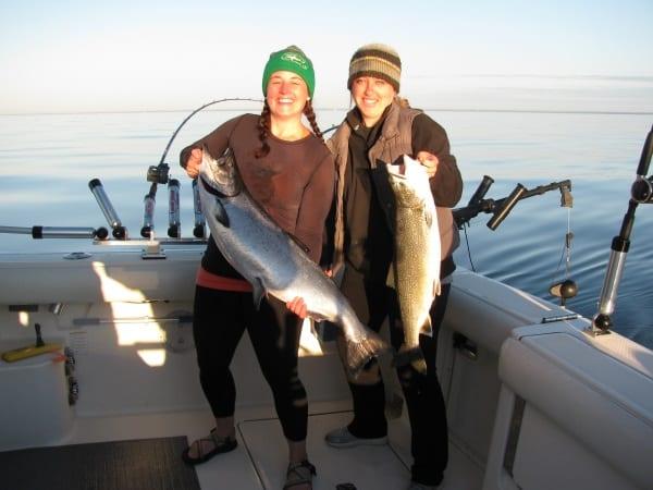 28 lb King Salmon